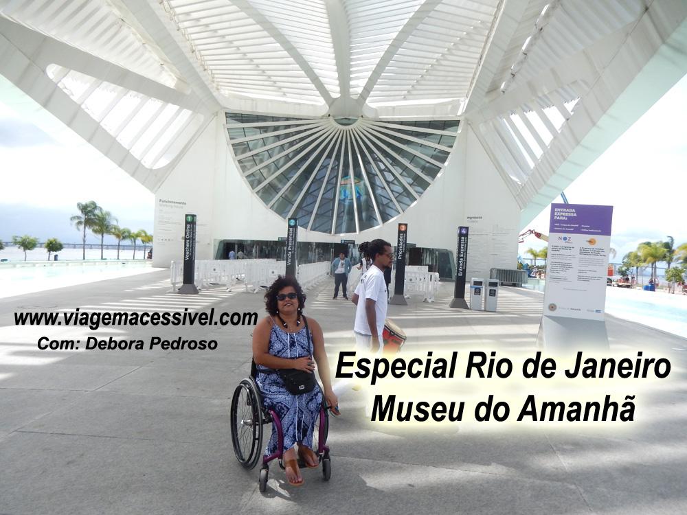 Especial Rio de Janeiro: Pça Mauá e o Museu do Amanhã, lindo e futurista!!
