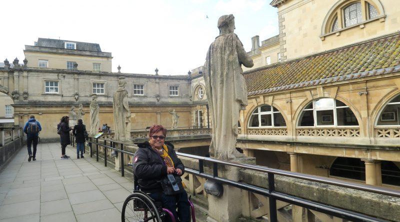 Museu Roman Baths – O banho dos romanos! Um lindo lugar na Inglaterra!